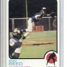 (b-31) 1973 Topps #72: Ron Reed