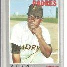 (b-31) 1970 Topps #44: Roberto Pena