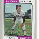 (b-31) 1974 Topps #188: Rudy Meoli - Rookie - Factory Error - Off-Set Cut