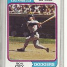 (b-31) 1974 Topps #315: Ron Cey - Factory Error - Off-Set ink & Angled Cut