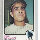 (b-31) 1973 Topps #407: Felix Milan