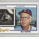 (b-31) 1976 Topps #548 - Billy Hunter