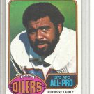 (b-31) 1976 Topps #40: Curley Culp -Oilers, AFC All-Pro