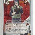 (b-30) 2002 Naruto card #100: Hayate Gekko