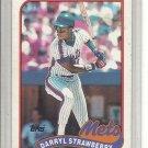 (b-30) 1989 Topps #300: Darryl Strawberry