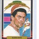 (b-30) 1985 Donruss #19: Diamond Kings - Mario Soto