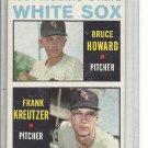 (b-30) 1964 Topps #107: Rookie Stars - Bruce Howard / Frank Kreutzer