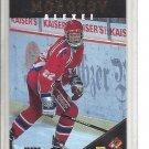 (b-30) 1995 Signature Rookies - Draft Day: Alexei Morozov - PROMO
