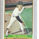 (b-30) 1976 Topps #423: Ed Halicki