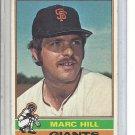 (b-30) 1976 Topps #577: Marc Hill