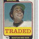 (b-30) 1974 Topps Traded #330T: Juan Marichal