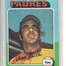 (b-30) 1975 Topps #343: Danny Frisella- Factory Error Off-Set Cut