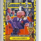 (B-1) 2011 Garbage Pail Kids - Where Are They Now? #74a: Greaser Greg- Yellow