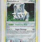 (B-1) 2007 Pokemon card #21/123: Bastiodon - Hologram