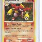 (B-1) 2008 Pokemon card #DP-20 Promo: Magmortar - Hologram