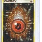 (B-1) 2005 Pokemon card #106/106: Energy - Fighting - Hologram