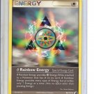 (B-1) 2006 Pokemon card #88/101: Energy - Rainbow Energy