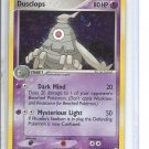 (B-1) 2007 Pokemon card #14/108: Dusclops Hologram