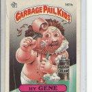 (B-1) 1986 Garbage Pail Kids #161b: Hy Gene