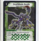 (B-1) 2004 Duel Masters CCG card #s9/s10: Deathblade Beetle - Hologram
