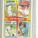 (B-1) 1986 Topps #5: Pete Rose