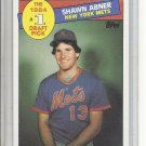 (B-1) 1985 Topps #282: Shawn Abner - Rookie - #1 draft pick series
