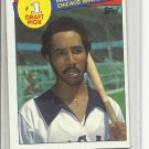 (B-1) 1985 Topps #275: Harold Baines - #1 draft pick series