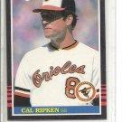 (B-1) 1985 Donruss #169: Cal Ripken jr.