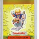 (B-1) 2004 Garbage Pail Kids - Pop-Ups! #10 of 10: Downloadin' Logan