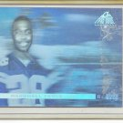 (B-1) 1995 Upper Deck Pro Bowl Hologram Promo #PB-95: Marshall Faulk