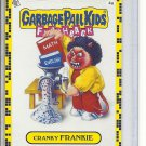 (B-1) 2011 Garbage Pail Kids - Flashback #4a: Cranky Frankie - Yellow Border