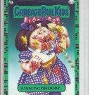(B-1) 2011 Garbage Pail Kids Flashback #20a: Babbling Brooke- Green Border