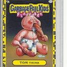 (B-1) 2011 Garbage Pail Kids Flashback #37a: Tom Thumb - Yellow Border