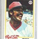 (B-1) 1978 Topps #670: Jim Rice