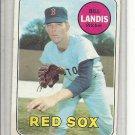 (B-1) 1969 Topps #264: Bill Landis