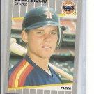 (B-1) 1989 Fleer #353: Craig Biggio - Rookie