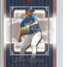 (B-1) 2005 Fleer Rookies- Classic Clippings #113: Zack Greinke