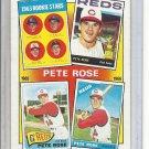 (B-1) 1988 Topps #2- Pete Rose