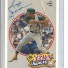 (B-1) 1990 Upper Deck- Baseball Heroes #2 of 9: Reggie Jackson