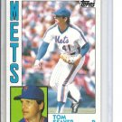 (B-2) 1984 Topps #740: Tom Seaver