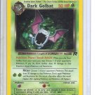 (B-2) 2000 Pokemon card #7/82: Dark Golbat - Hologram
