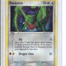 (B-2) 2006 Pokemon card #3/17: Rayquaza - Hologram