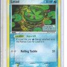 (B-2) 2006 Pokemon EX Crystal Guardians #55/100: Lotad Hologram