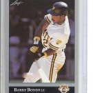 (B-2) 1992 Leaf #275: Barry Bonds