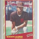 (B-2) 1989 Fleer Super Stars #1 of 44: Roberto Alomar