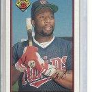 (B-2) 1989 Bowman #162: Kirby Puckett