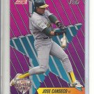 (B-2) 1992 Score / P&G All-Star Game #8 of 18: Jose Canseco