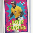 (B-2) 1992 Topps Kids #115: Jose Canseco