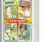 (B-2) 1986 Topps #5: Pete Rose