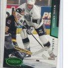 (B-3) 1993-94 Parkhurst Hockey card #99: Wayne Gretzky - Emerald Ice